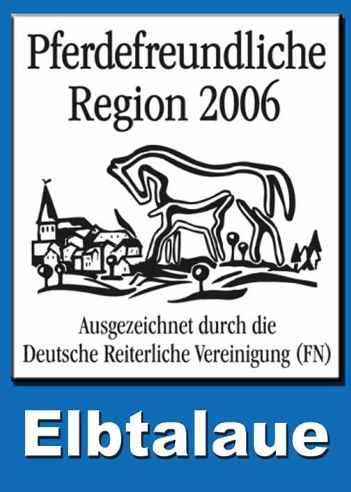 Pferdefreundliche Region und Gemeinde