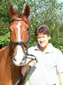 Pferdewirtschaftsmeister Holger Kirsch hat den Reitsimulator erfunden