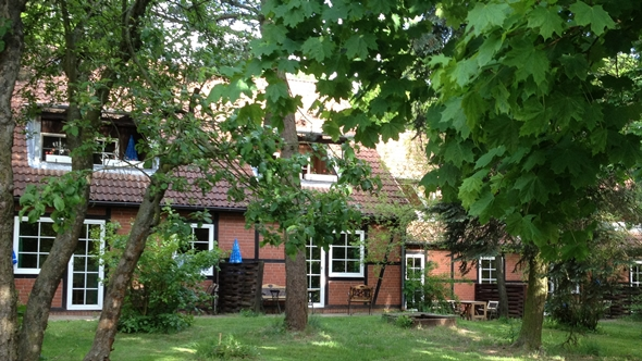 Reiterhof Appartement für 2 - 4 Personen im Reiterdorf Lüneburger Heide