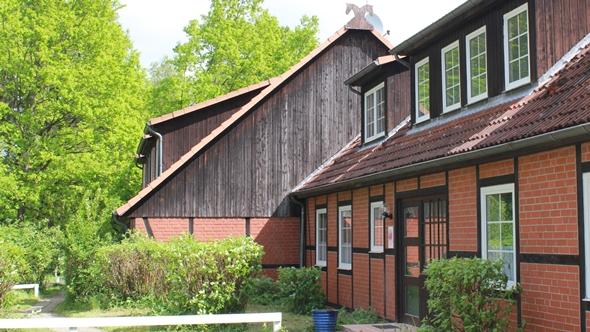 Reiterhof Appartement für 2 - 3 Personen im Reiterdorf Lüneburger Heide