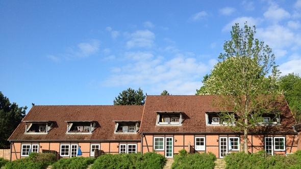 Reiterhof Appartement für 4 Personen im Reiterdorf Lüneburger Heide