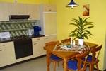 Küche des Reiterhof Appartement für 2 - 4 Personen im Reiterdorf Lüneburger Heide
