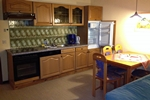Küche des Reiterhof Appartement für 4 Personen im Reiterdorf Lüneburger Heide