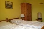 Schlafzimmer des Reiterhof Appartement für 2 - 4 Personen im Reiterdorf Lüneburger Heide