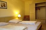Schlafzimmer des Reiterhof Appartement für 4 Personen im Reiterdorf Lüneburger Heide