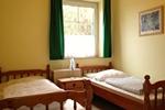 Kleines Schlafzimmer des Reiterhof Appartement für 4 Personen im Reiterdorf Lüneburger Heide