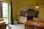 Wohn- und Kochbereich des Reiterhof Appartement für 2 - 4 Personen im Reiterdorf Lüneburger Heide