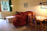 Wohnbereich des Reiterhof Appartement für 4 Personen im Reiterdorf Lüneburger Heide