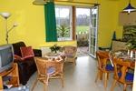 Wohnraum des Reiterhof Appartement für 2 - 4 Personen im Reiterdorf Lüneburger Heide