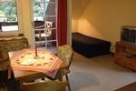 Wohnraum des Reiterhof Appartement für 2 - 3 Personen im Reiterdorf Lüneburger Heide