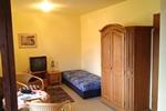 Wohnraum des Reiterhof Appartement für 2 Personen im Reiterdorf Lüneburger Heide