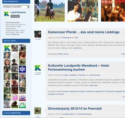 Blog von Kamerun