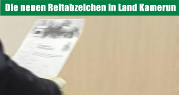 Reitabzeichen 10 bis 8 im Reiterdorf Lüneburger Heide